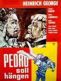 Pedro soll hängen