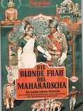 Die blonde Frau des Maharadscha