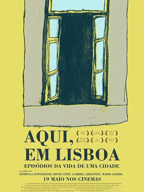 Aqui, em Lisboa