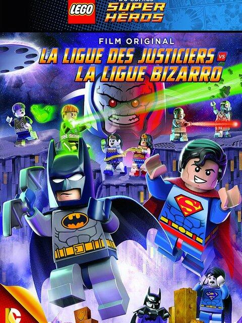 Lego DC Comics Super Héros : La Ligue des Justiciers vs La Ligue Bizarro