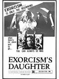 La fille de l'exorcisme