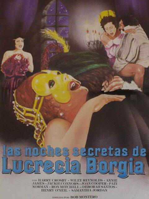 La nuit secrète de Lucrecia Borgia