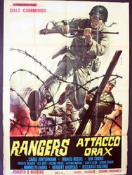 Rangers Attack at Hour X