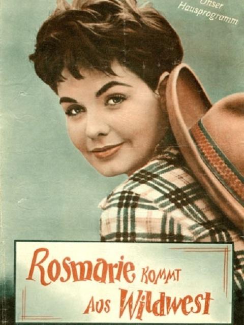 Rosmarie kommt aus Wildwest