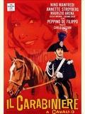 Le policier à cheval