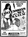 Confessions of a Sex Maniac