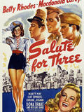 Salute for Three