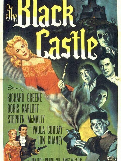 Le mystère du château noir