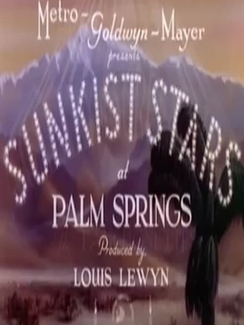 Sunkist Stars at Palm Springs