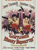 Gentlemen Marry Brunettes