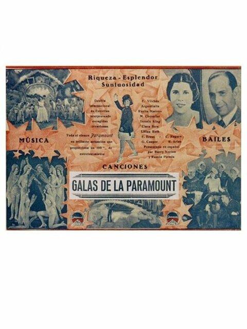 Galas de la Paramount