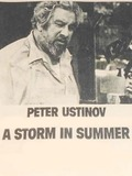A Storm in Summer