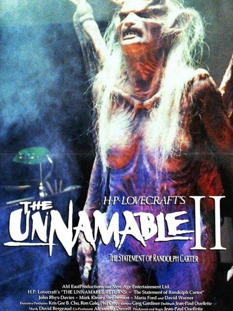 The Unnamable II