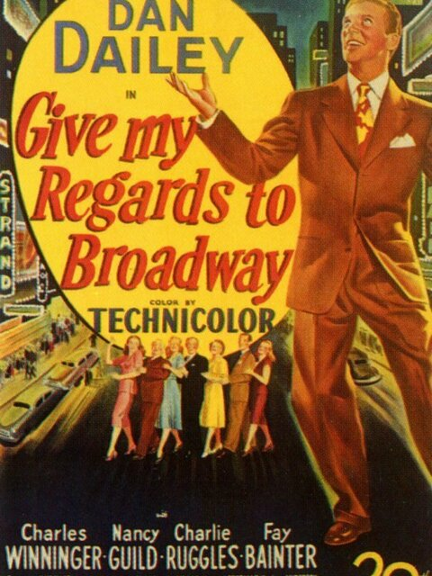 Give My Regards to Broadway