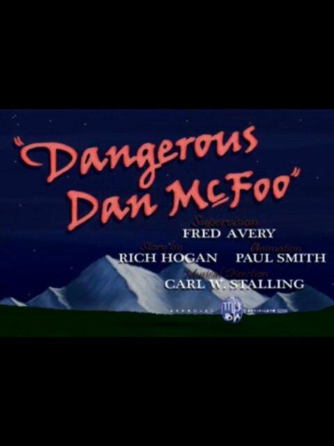 Dan McFoo le terible
