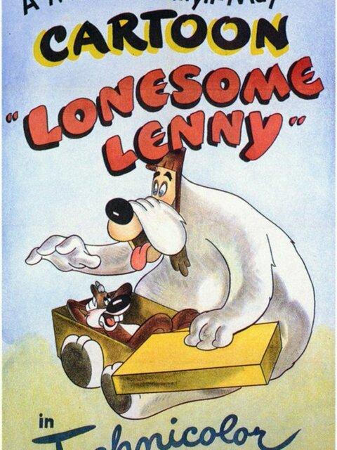 Lenny s'ennuie