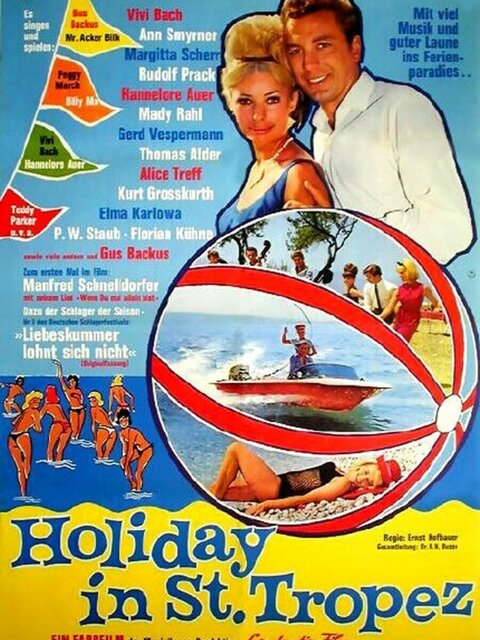 Holiday in St. Tropez