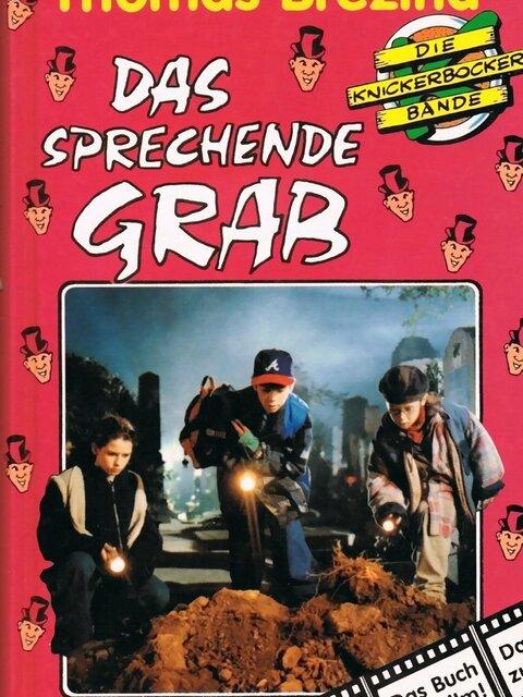 Die Knickerbocker-Bande: Das sprechende Grab