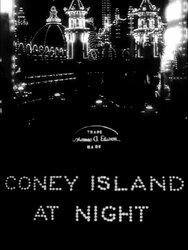 Coney Island at Night