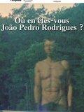 Où en êtes-vous, João Pedro Rodrigues ?