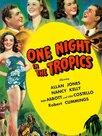 Une nuit sous les tropiques