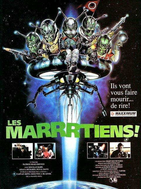 Les Marrrtiens