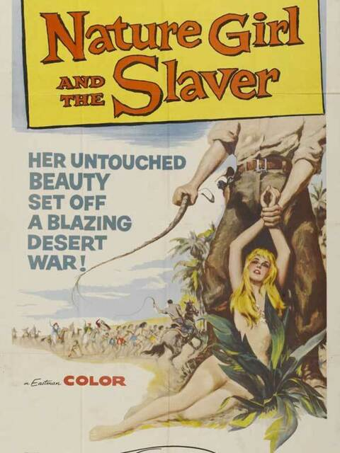 Liane: Die Weisse Sklavin