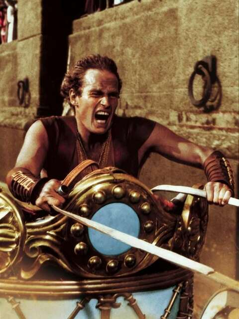 Charlton Heston and Ben-Hur: A Personal Journey