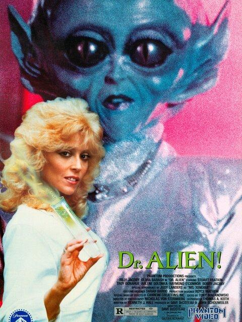 Ma prof est une extraterrestre