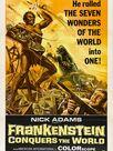 Frankenstein à la conquête du monde