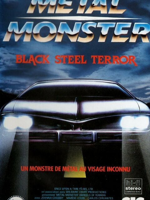 Metal Monster (Wheels of Terror ou Terror in Copper Valley)