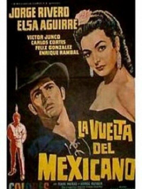 La vuelta del Mexicano