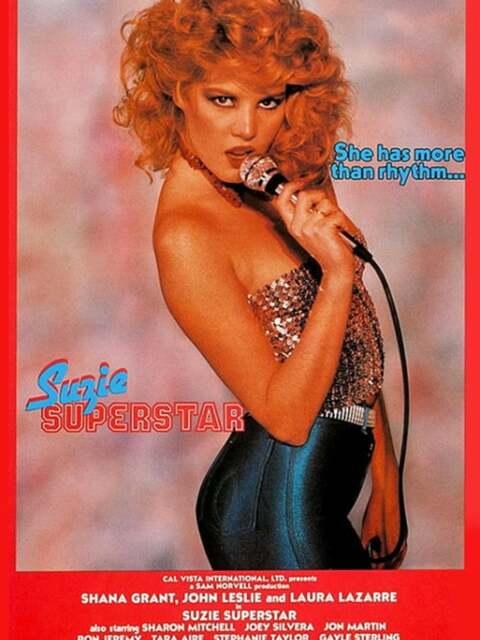 Suzie Superstar