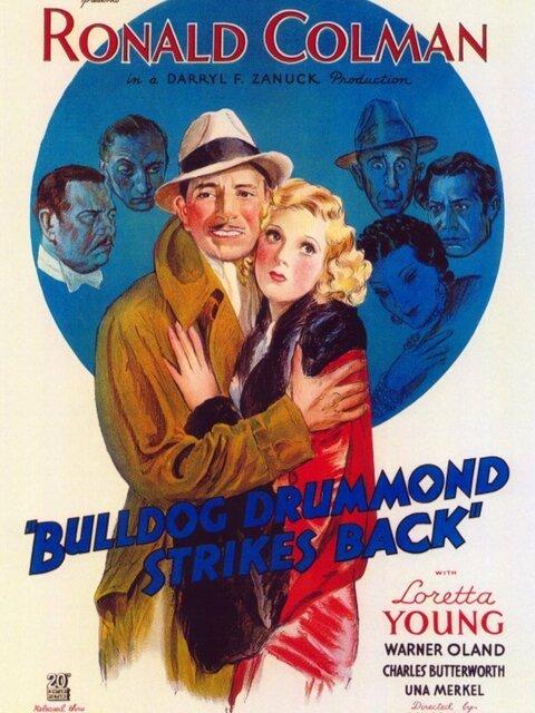 Bulldog Drummond Strikes Back