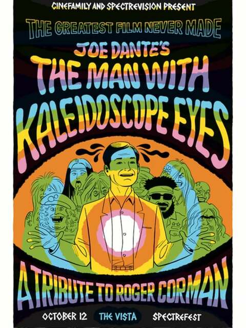 The Man with Kaleidoscope Eyes