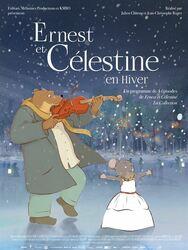 Ernest et Célestine en hiver