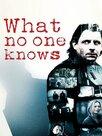 Det som ingen ved