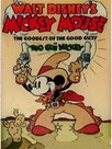 Mickey tireur d'élite