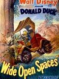 Donald et les Grands Espaces