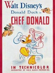 Donald cuistot