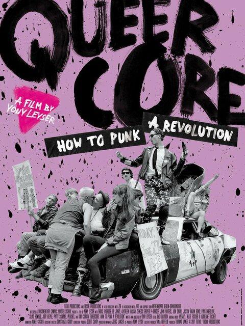 Queercore: Quand les gays embrassent le punk