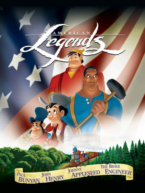 Disney's American Legends