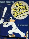 Dingo Joue au Baseball