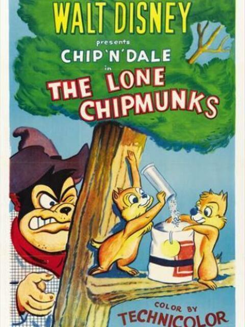 The Lone Chipmunks