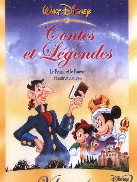 Contes et légendes, Volume 1 : Le Prince et le Pauvre et autres contes...