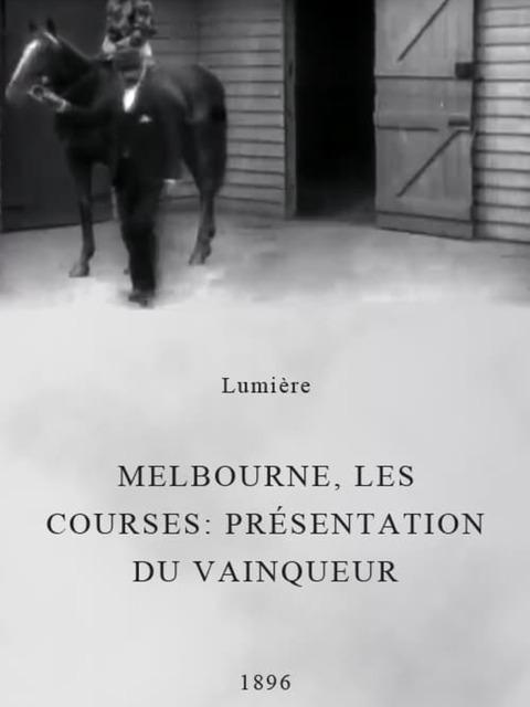 Melbourne, les courses: présentation du vainqueur