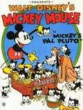 Mickey et son ami Pluto