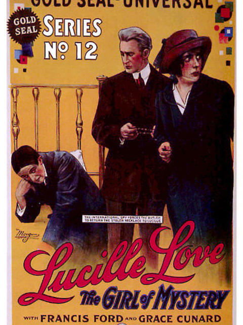 Lucille Love: The Girl of Mystery