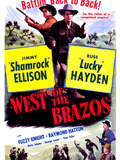 West of the Brazos