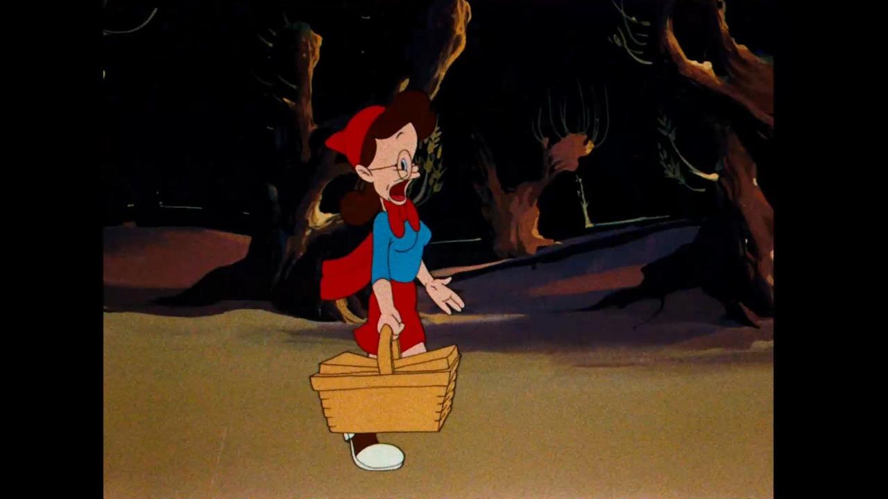 Un Chaperon rouge pot de colle, un film de 1944 - Vodkaster